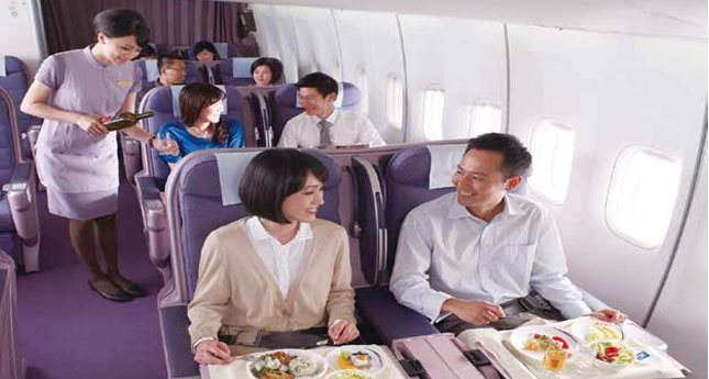 China Airlines Business Class