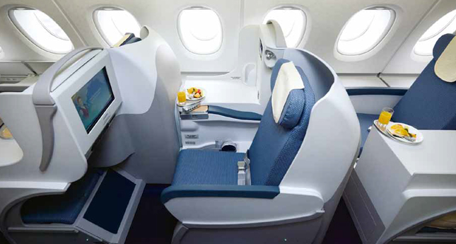 China Southern Airlines' Business Class