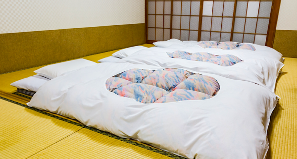 Japanese guest house