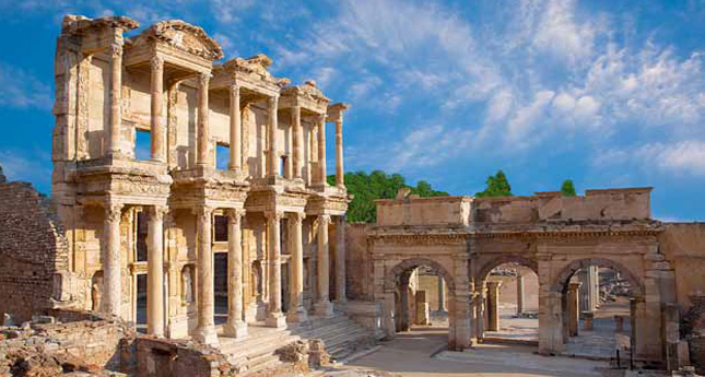 Celsus Library at Ephesus
