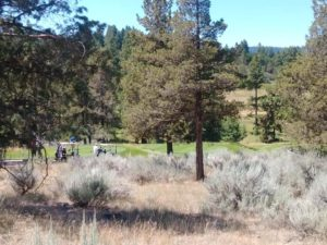 Running Y Resort Ranch, Klamath Falls, OR