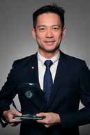 Jayson Goh, managing director, airport operations, Changi Airport Group