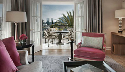 Best Hotel in the United States © PENINSULA BEVERLY HILLS