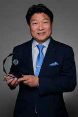 David H.S. Kim, general manager and vice president, Hotel Lotte