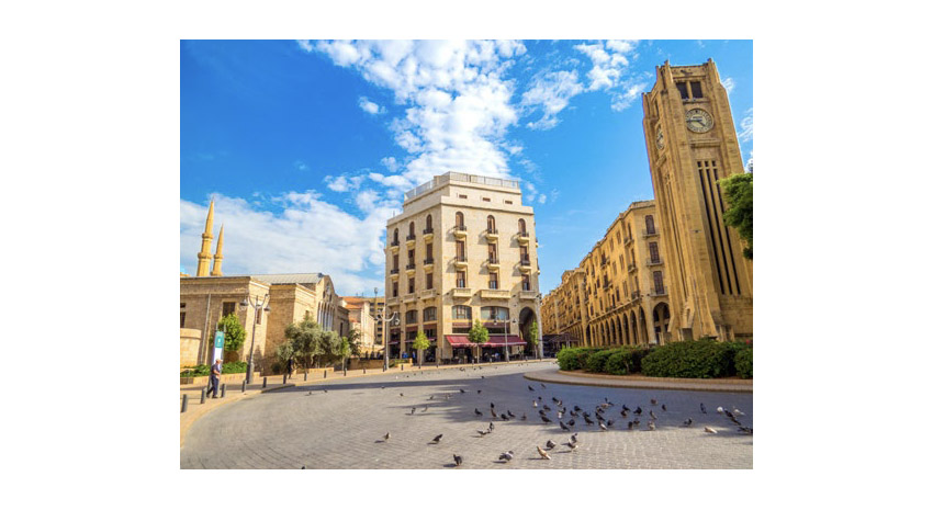 Downtown Beirut © DIEGOFIORE | DREAMSTIME.COM