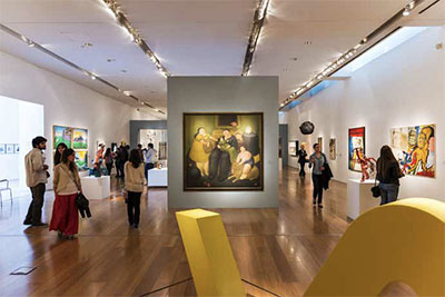 The Latin American Art Museum of Buenos Aires