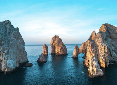 El Arco and Land's End