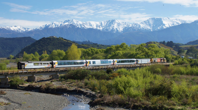 The Great Journeys of New Zealand, Coastal Pacific