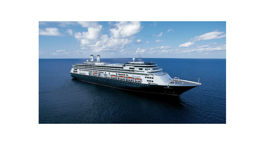 ms Amsterdam © HOLLAND AMERICA LINE