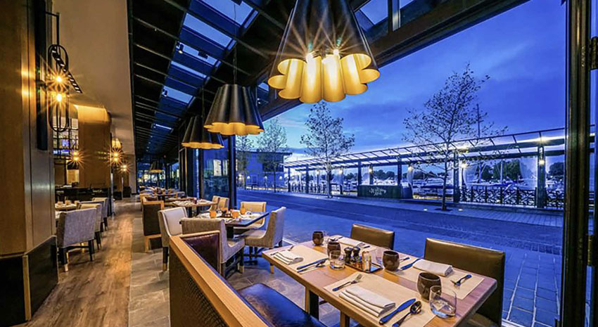 Kith/Kin restaurant at the InterContinental Washington D.C. – The Wharf