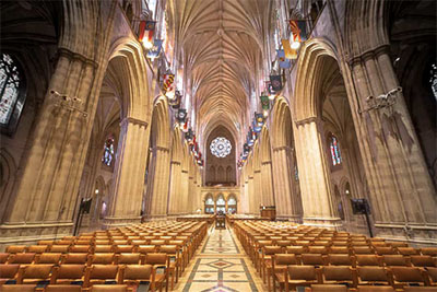 The Washington National Cathedral © CHANSAK AROONMANAKUL - DREAMSTIME.COM