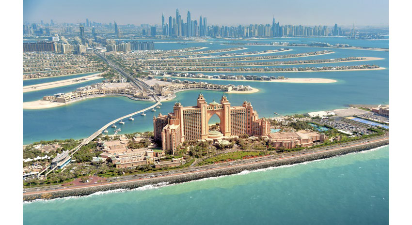 Palm Jumeirah © PURESOLUTION | DREAMSTIME.COM