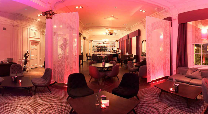 The Salon at Blythswood Square Hotel