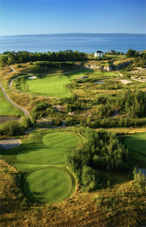 The Quarry Hole 6 © BAY HARBOR