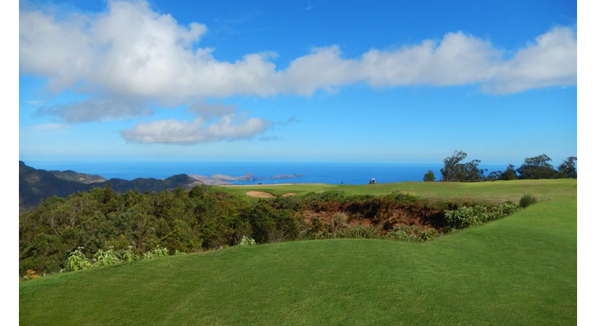 Machico Course, Hole 4