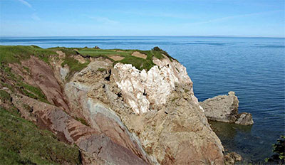 Cabot Cliffs Hole 16 © DONNELLE OXLEY