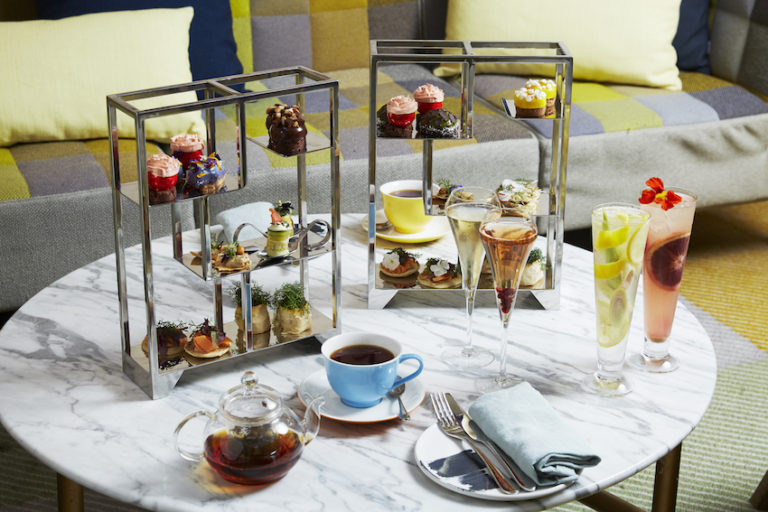 High Tea © Courtesy of Ovolo Hotels