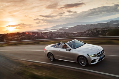 BEST LUXURY VEHICLE: Mercedes-Benz