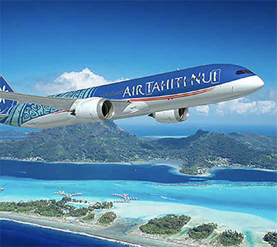 BEST LEISURE AIRLINE: Air Tahiti Nui