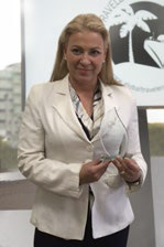 Grigoria Kamaterou, director, Greek National Tourism Organization