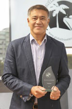 Kittipong Prapatong, director, Tourism Authority of Thailand