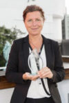 Martina Hupach, general manager of sales, Lufthansa