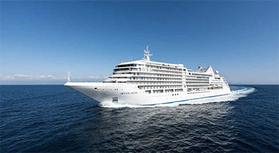 CRUISE LINE OF THE YEAR: Silversea Cruises