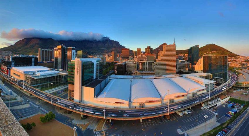 Cape Town International Convention Centre's new CTICC 2 building