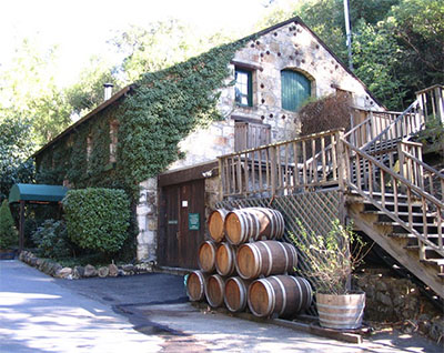 A winery in Sonoma