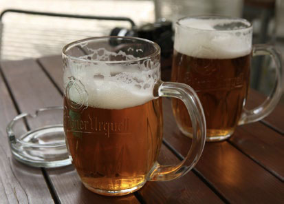 Prague is home to the world's first pilsner beer.