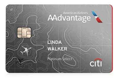 Best Frequent-Flyer Affinity Credit Card Promotions © AMERICAN AIRLINES