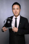 Jason Chen, hotel director of entertainment, Mandarin Oriental, Taipei