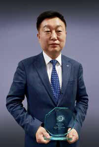 Jaesung Rhee, president and CEO, Seoul Tourism Organization
