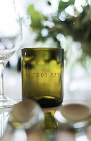 A Cloudy Bay glass