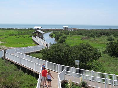 South Padre Island Nature and Birding Center