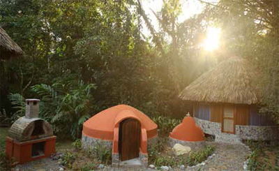 Spa and temazcal © LODGE & SPA AT PICO BONITO