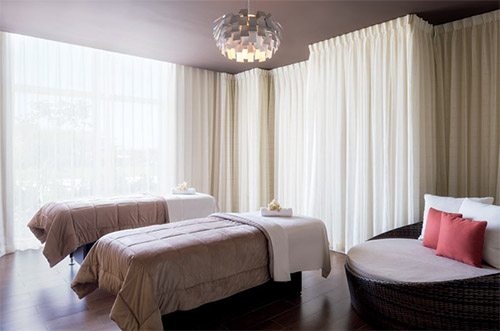 Treatment room © THE RITZ-CARLTON, ARUBA SPA