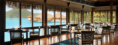Lagoon Restaurant by Jean-Georges at The St. Regis Bora Bora