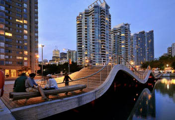 Waterfront Toronto Simcoe WaveDeck