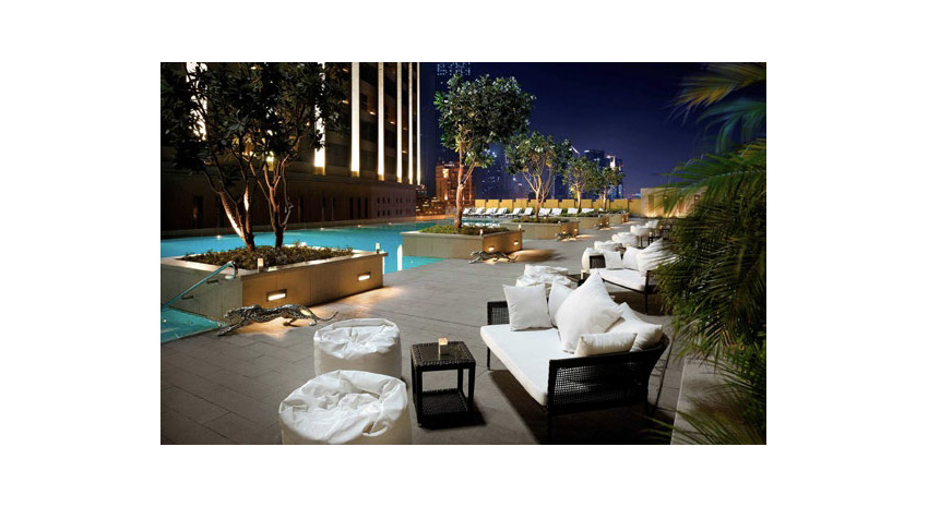 FAVORITE HOTEL CHAIN IN THE MIDDLE EAST: Address Hotels + Resorts PHOTO: © ADDRESS HOTELS + RESORTS