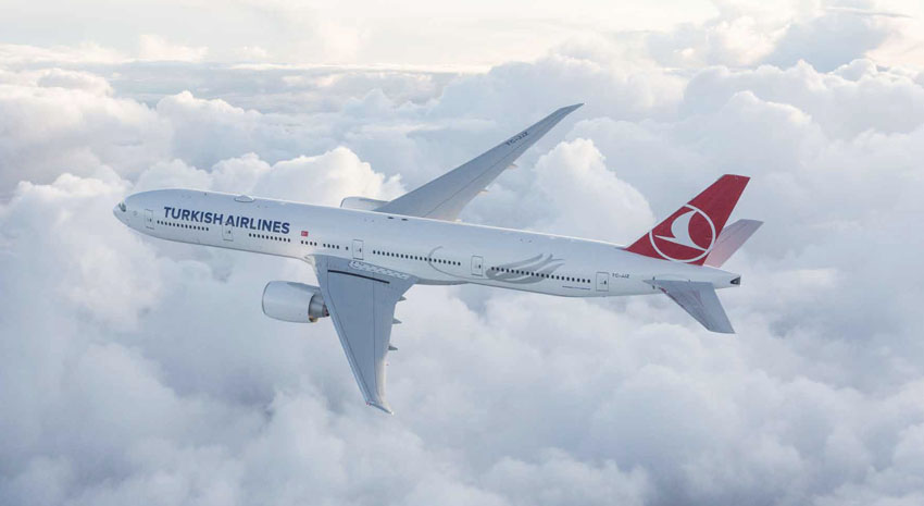 Turkish Airlines aircraft © TURKISH AIRLINES