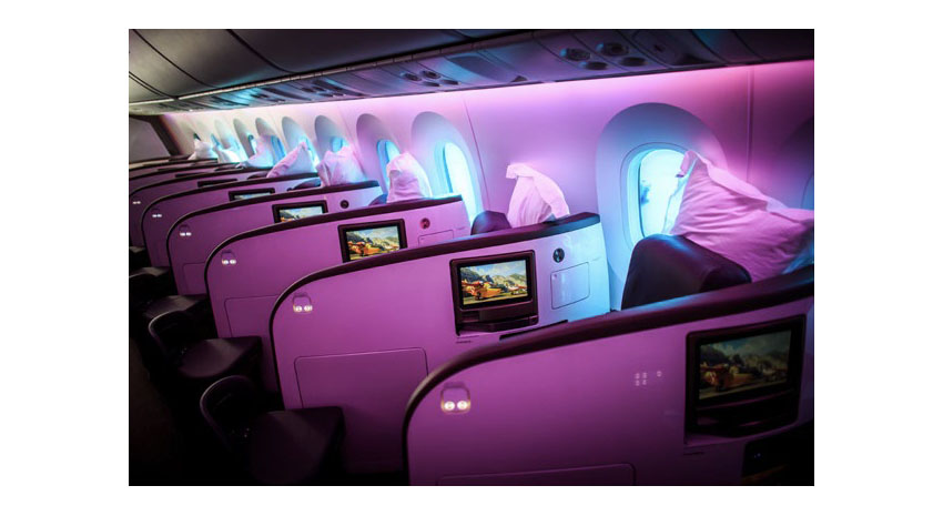 Virgin Atlantic Airways | Upper Class