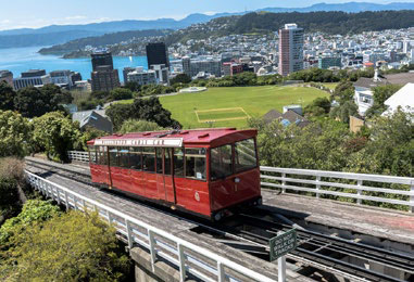 The Wellington Cable Car