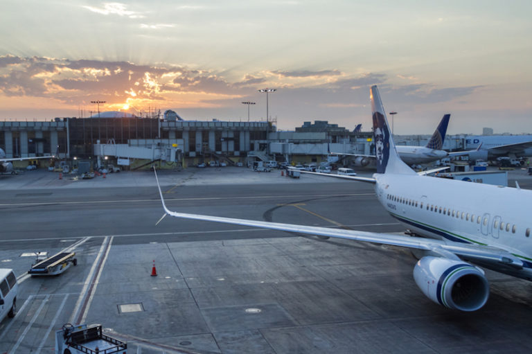 Alaska Airlines, Sea-Tac Airport in Seattle, Wash.,