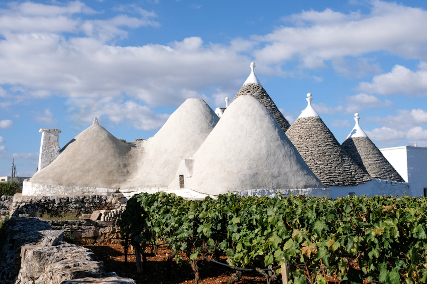 Puglia, Italy. Photo: Leklek73 | Dreamstime.com