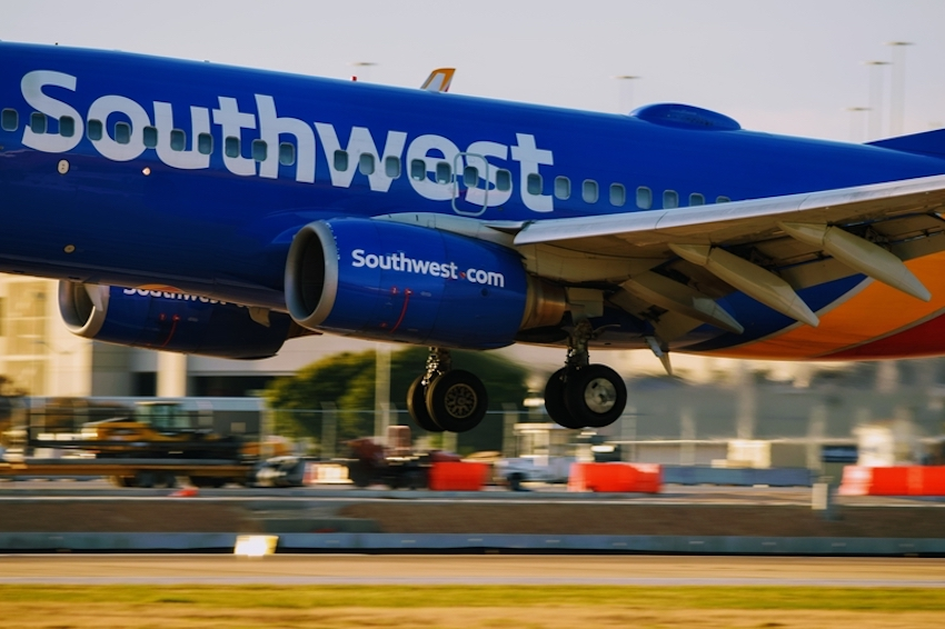 Southwest Airlines © Joshua Olson | Dreamstime.com