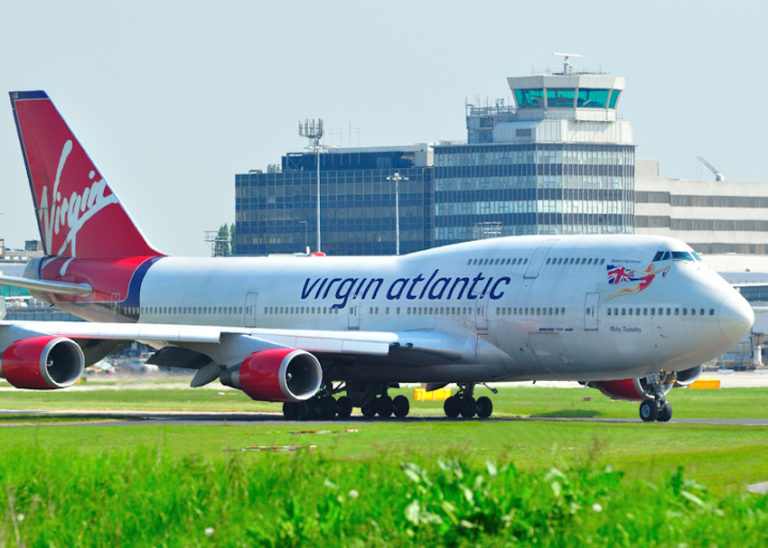 Virgin Atlantic © Tommy Beattie | Dreamstime.com