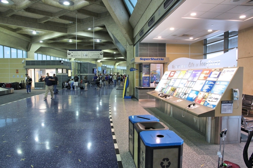 Kansas City International Airport. Photo: Tupungato | Dreamstime.com