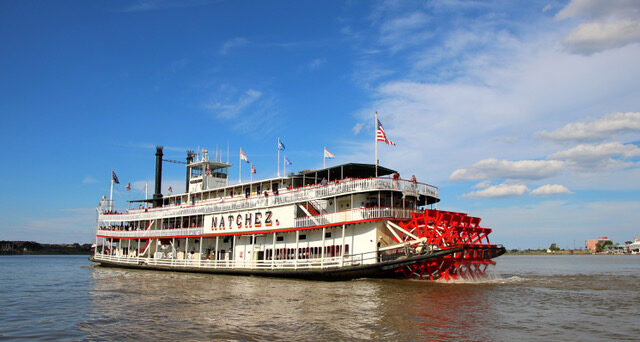 New Orleans Steamboat Co. Natchez