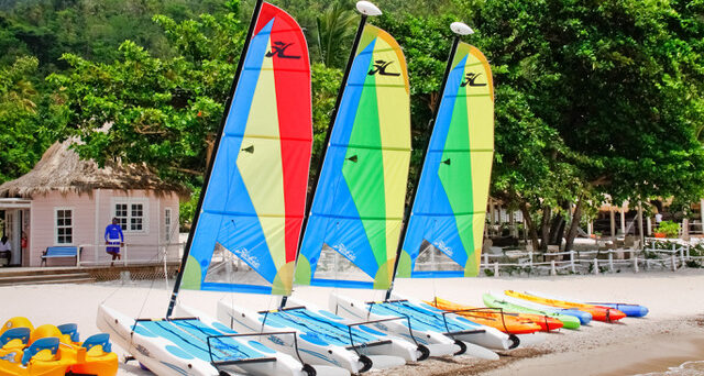 St Lucia watersports